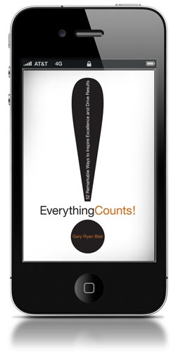Everything Counts! iPhone App