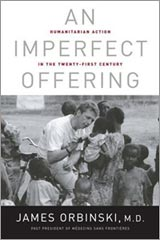 An Imperfect Offering by Dr. James Orinski